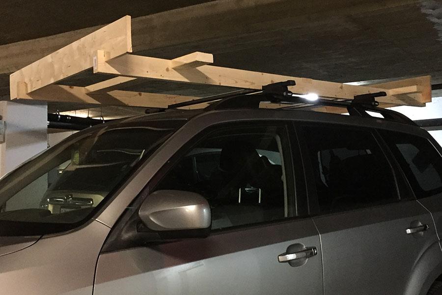Roof Rack For Plywood Mrlagacecom